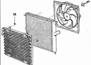 замена радиатора кондиционера renault logan норма